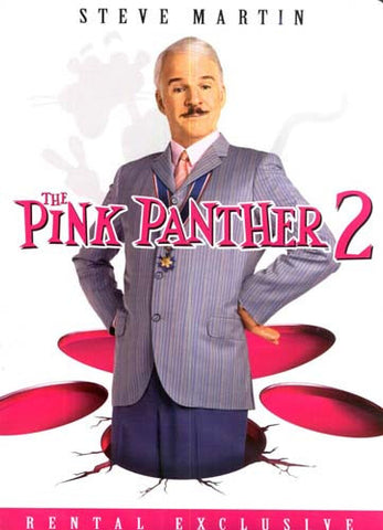 The Pink Panther 2 (Bilingual) DVD Movie