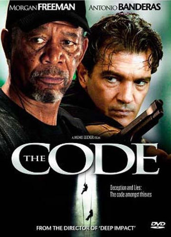 The Code DVD Movie