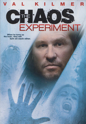 The Chaos Experiment DVD Movie