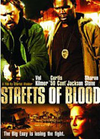 Streets of Blood DVD Movie