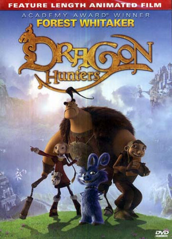 Dragon Hunters DVD Movie