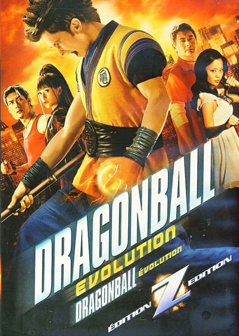 Dragonball - Evolution - Z Edition(Bilingual) DVD Movie