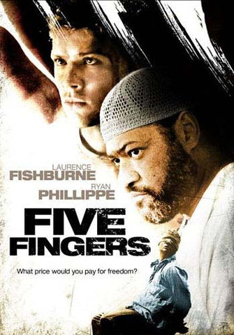 Five Fingers (Bilingual) DVD Movie