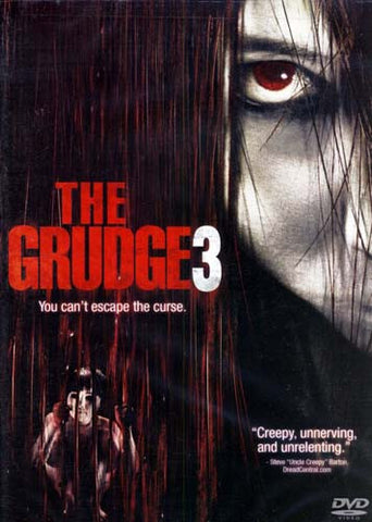 The Grudge 3 DVD Movie