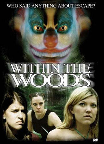 Within The Woods DVD Movie