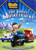 Bob The Builder - The Three Musketrucks (Bilingual) DVD Movie