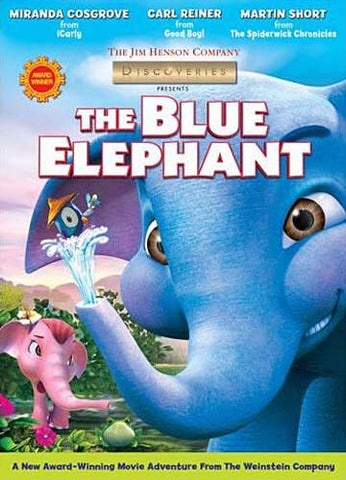 The Blue Elephant (Bilingual) DVD Movie