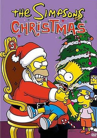 The Simpsons - Christmas (Bilingual) DVD Movie