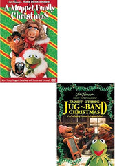 A Muppets Christmas - Letters to Santa / Emmet Otters Jug-Band Christmas (40th Anniversary) (2-pack)