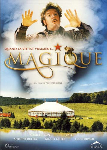 Magique DVD Movie