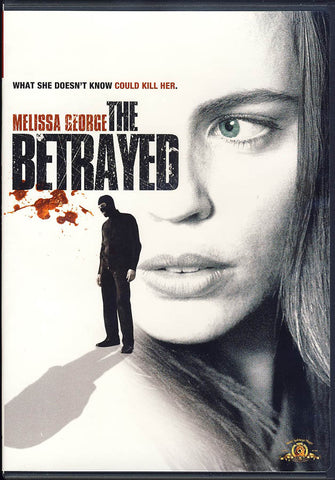 The Betrayed (2009) (MGM) DVD Movie