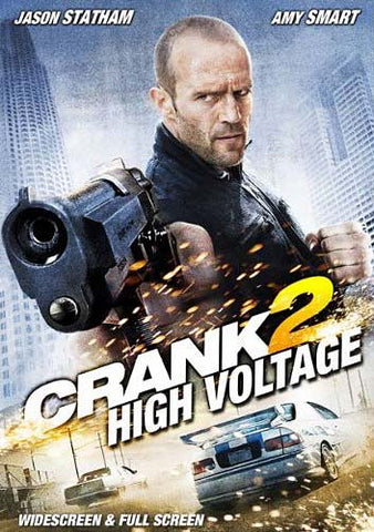 Crank 2 - High Voltage DVD Movie