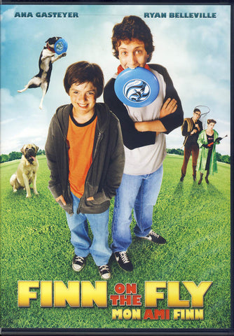 Finn On The Fly (Mon Ami Finn) (Bilingual) DVD Movie