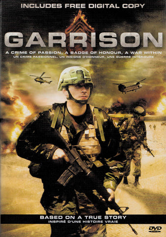 Garrison (Bilingual) DVD Movie