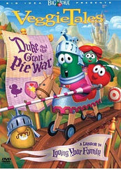 VeggieTales - Duke And The Great Pie War - A Lesson In Loving Your Family