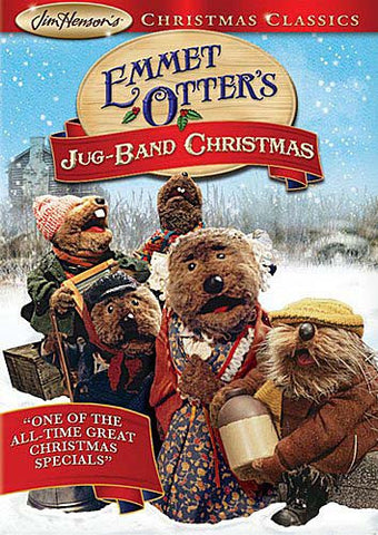 Emmet Otter's Jug-Band Christmas DVD Movie
