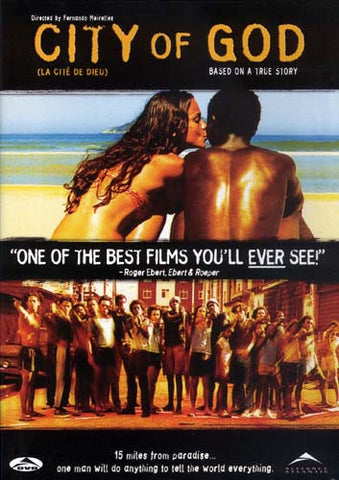 City Of God (Bilingual) DVD Movie