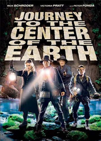 Journey To The Center Of The Earth (T.J. Scott) DVD Movie