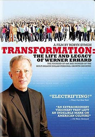 Transformation  The Life And Legacy Of Werner Erhard DVD Movie