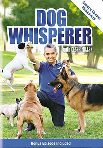 Dog Whisperer with Cesar Millan - Cesar's Canine Makeovers DVD Movie
