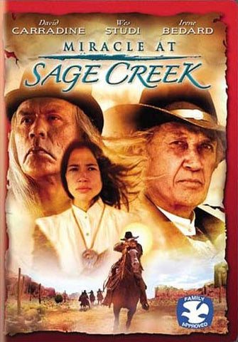 Miracle at Sage Creek DVD Movie