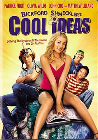 Bickford Shmeckler's Cool Ideas DVD Movie