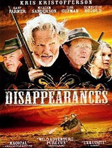 Disappearances DVD Movie