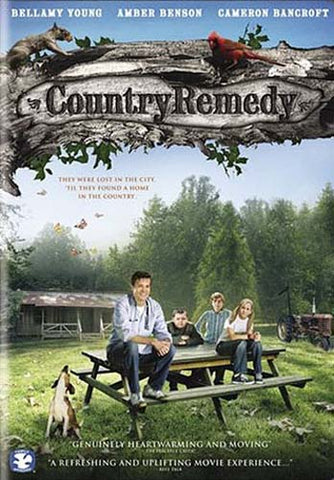 Country Remedy DVD Movie