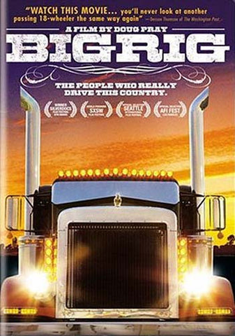 Big Rig DVD Movie