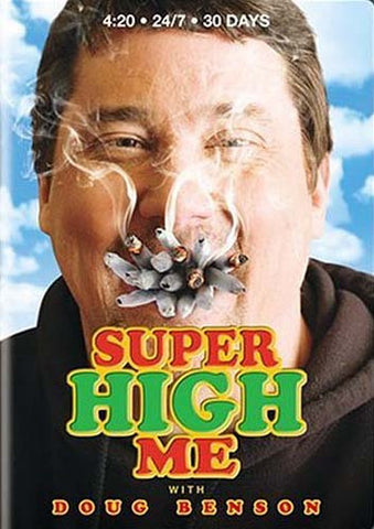 Super High Me DVD Movie