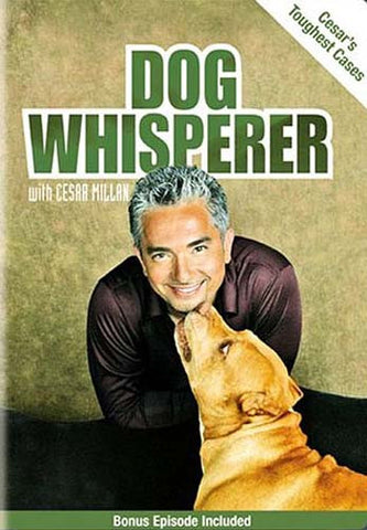 Dog Whisperer With Cesar Millan - Cesar's Toughest Cases DVD Movie