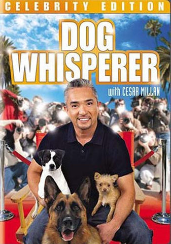 Dog Whisperer With Cesar Millan - Celebrity Edition DVD Movie