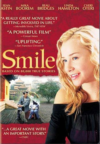 Smile (Sean Astin) DVD Movie