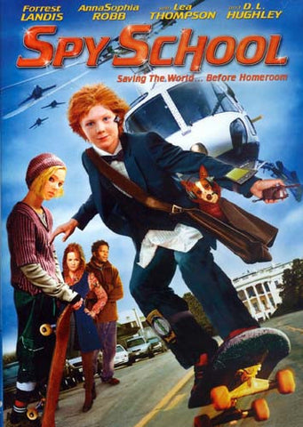 Spy School DVD Movie