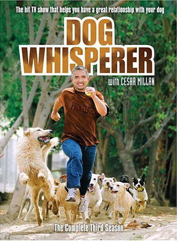 Dog Whisperer with Cesar Millan - The Complete Third (3rd) Season (Boxset) (ALL) DVD Movie