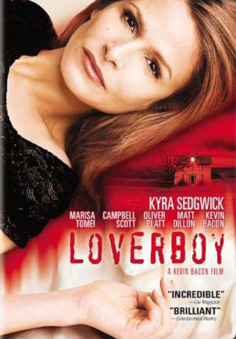 Loverboy (ALL) DVD Movie