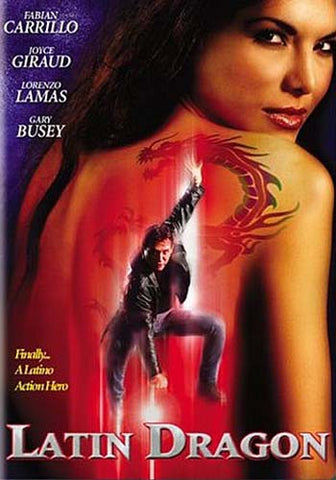 Latin Dragon DVD Movie