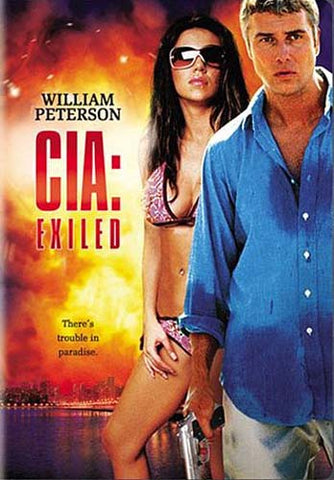 CIA - Exiled DVD Movie