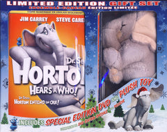 Dr. SeussHorton Hears a Who! - Limited Edition Gift Set (Special Edition+Plush Toy) (Boxset) (Bili