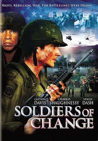 Soldiers of Change DVD Movie