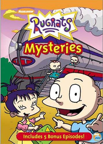 Rugrats - Rugrats Mysteries DVD Movie