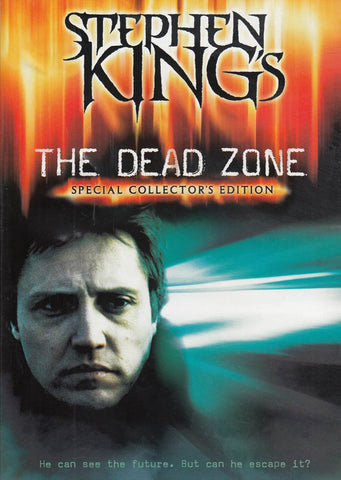 Stephen King's - The Dead Zone (Special Collector's Edition) DVD Movie