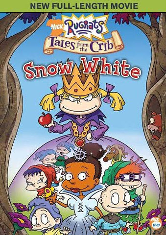 Rugrats Tales From The Crib - Snow White DVD Movie