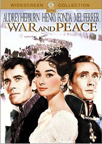 War And Peace (Audrey Hepburn) DVD Movie