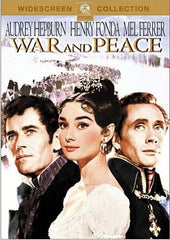 War And Peace (Audrey Hepburn) (USED)