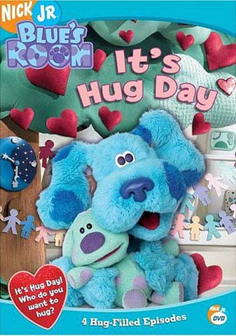 Blue's Room - It's Hug Day DVD Movie