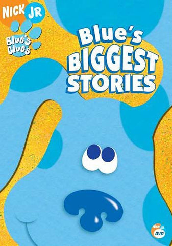 Blue's Clues - Blue's Biggest Stories DVD Movie