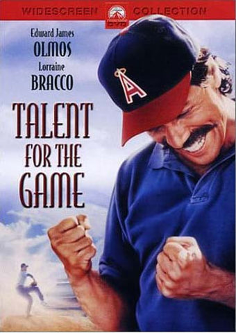 Talent For The Game DVD Movie
