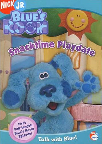 Blue s Room - Snacktime Playdate DVD Movie