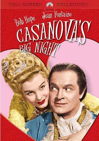 Casanova's Big Night DVD Movie